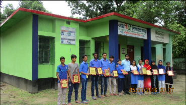 MB3 Education Project, Bagharpara, Jessore.