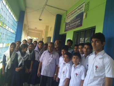 MB3 Education Project, Chittagong